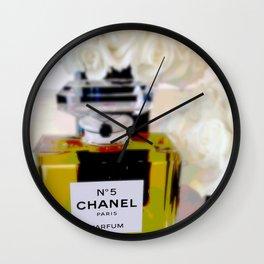 CC No.5 Pop Art Wall Clock