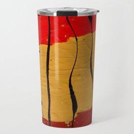 Abstract #16 Travel Mug