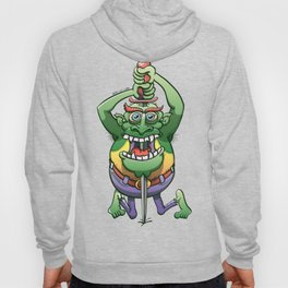 The Awkwardness of the Sword Swallower Hoody
