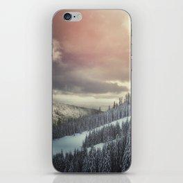 Off Piste iPhone Skin