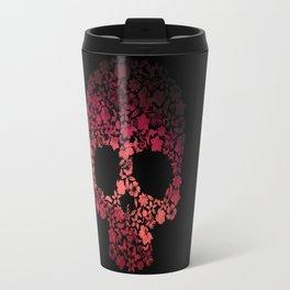 Pirate rose et noir colors urban fashion culture Jacob's 1968 Paris Agency Travel Mug