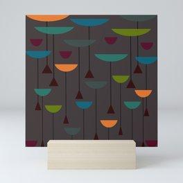 zappwaits artdesign Mini Art Print