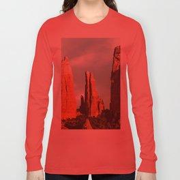 Desert Vortex Long Sleeve T-shirt