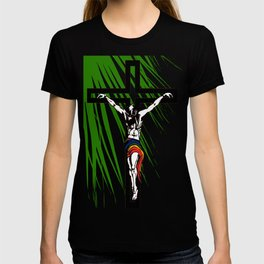 The Holy Week Christs Journey To The Cross T-shirt
