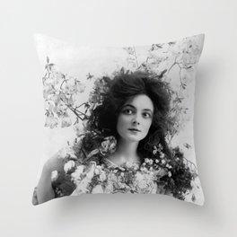Marie Dora Throw Pillow