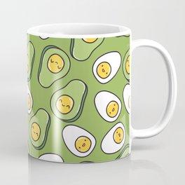 Egg and avocado Coffee Mug