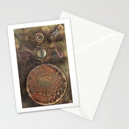 Rustman Stationery Cards
