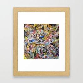 Dynastrophe Framed Art Print