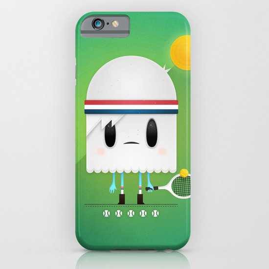 Match Point iPhone & iPod Case