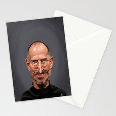 Celebrity Sunday ~ Steve Jobs Stationery Cards
