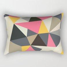 Lemonade Stand Tris Rectangular Pillow
