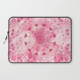 """The Suitor's Plea"" Kaleidoscope 5 by Angelique G. @FromtheBreathofDaydreams Laptop Sleeve"
