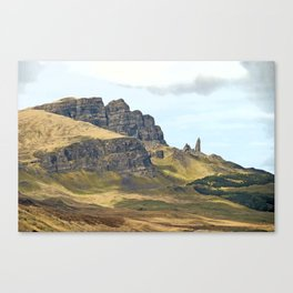 The Sanctuary of Skye. Canvas Print