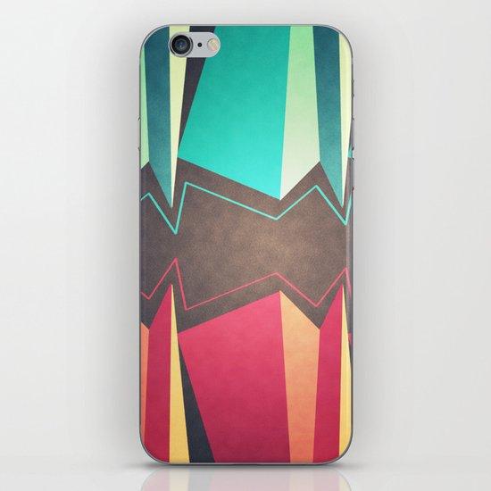 Odd Heartbeat iPhone & iPod Skin