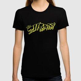 The Zit Remedy - Cramps Style Logo T-shirt