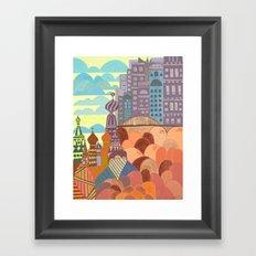 Novo Arkhangelsk Framed Art Print
