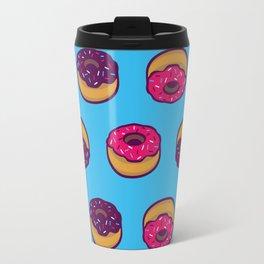 Donuts All Over Travel Mug