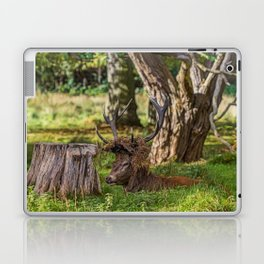 The Stag. Laptop & iPad Skin