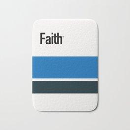 FAITH Bath Mat