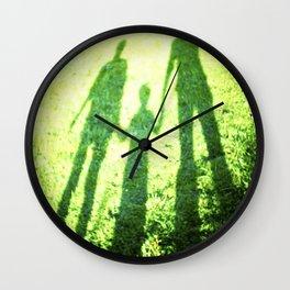 Family (LOMO) Wall Clock