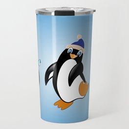 Penguin Travel Mug