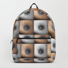 Cherkerboard Nipple Backpack