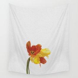 Tulip Still Life Wall Tapestry