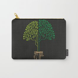 Technology Tree Carry-All Pouch