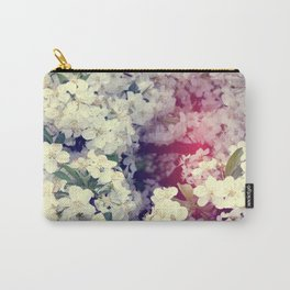 Secret Garden | Cherry blossom Carry-All Pouch