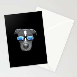 Ocho The Blue Nose Pitty Stationery Cards