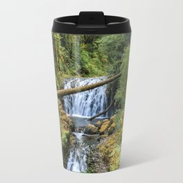 Dutchman Falls - Columbia River Gorge Oregon Travel Mug
