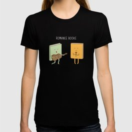 romance books T-shirt