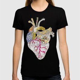 my heart is real T-shirt