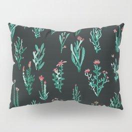 green garden at nigth 2 Pillow Sham