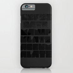 Let's OBFUSCATE to MANIPULATE to ACCUMULATE iPhone 6s Slim Case