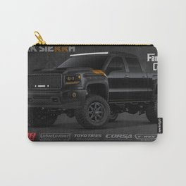 Dark Sierra Carry-All Pouch