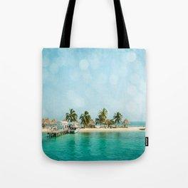 Rendezvous Caye Tote Bag