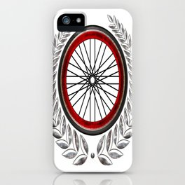 Ride On Shield  iPhone Case