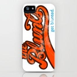 The Blunts Classic Orange iPhone Case