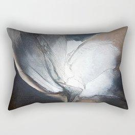 The Hands Turn Rectangular Pillow