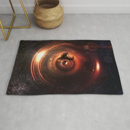 Spelljammer and the Dust of a Thousand Stars Rug