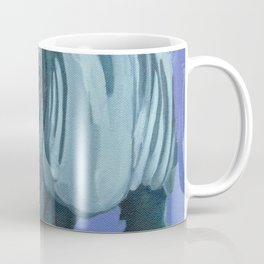 Baby Armadillo Portrait Painting Coffee Mug