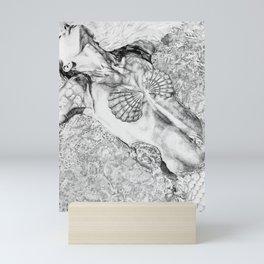 The Mermaid Mini Art Print