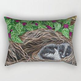 American Beauty Rectangular Pillow