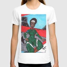 Wolf Mom T-shirt