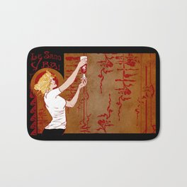 True Blood Nouveau Bath Mat
