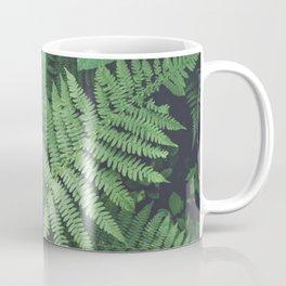 Fern Bush Nature Photography | Botanical | Plants Coffee Mug