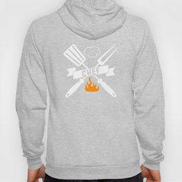 BBQ Chef Barbeque Spatula And Fork Hoody
