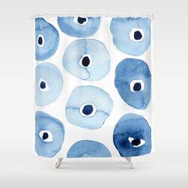 Icelandic Poppies Shower Curtain