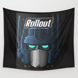 ROLLOUT Wall Tapestry